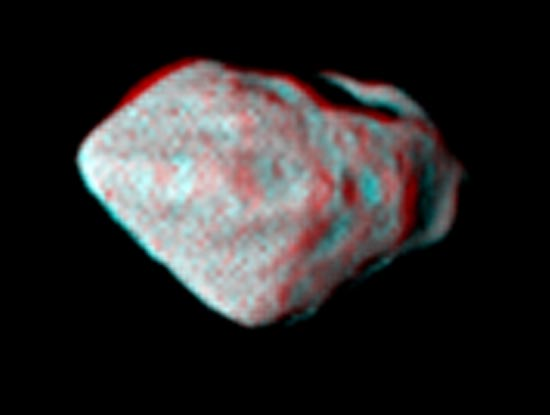 Asteroid Steins in 3D