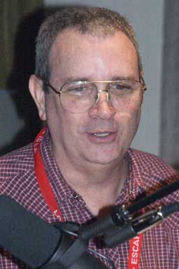David Gerrold, Photo Copyright © Suzanne Gibson, 2004.  All Rights Reserved.
