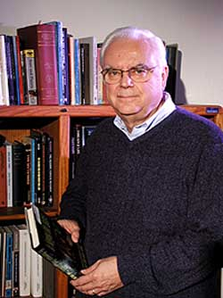 Frank Drake.  Image courtesy of SETI Institute. All Rights Reserved
