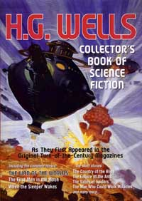H G Wells - Collectors Book of Science Fiction
