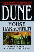 Dune: House Harkonnen - cover