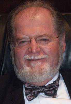 Larry Niven. Copyright © 2005 Suzanne Gibson All Rights Reserved.