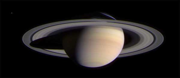 saturn planet real color - photo #4