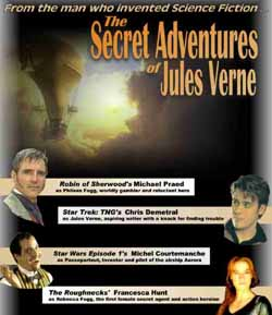 The Secret Adventures of Jules Verne