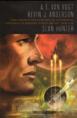 cover for Slan Hunter