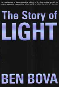 Cover for The Story of Light - Copyright © 2001 by Sourcebooks Inc.