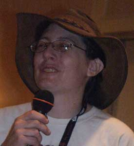 Dr Susan Gleason, Picture Copyright © 2007 by Suzanne Gibson, All Rights Reserved