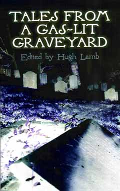 cover for Tales from a Gaslit Graveyard