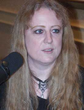 Theresa Mather, Picture Copyright © 2007 by Suzanne Gibson, All Rights Reserved